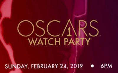 Oscar Watch Party 2/24