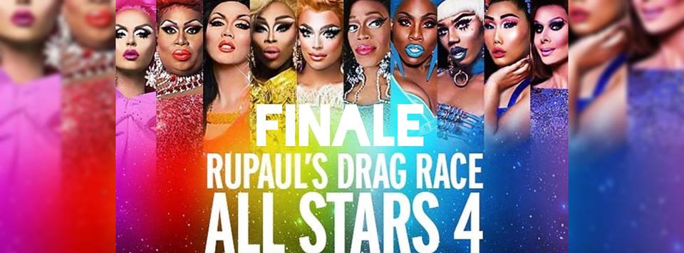 RuPaul's Drag Race Finale Watch Party 2/15