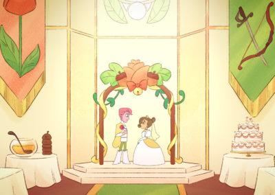 The Acorn Princess